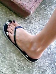 Candid, Flip flops
