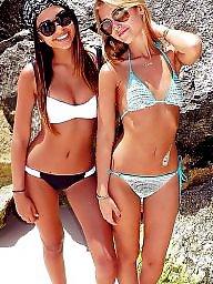 Bikini, Teen bikini, Beach, Teen beach, Girl, Teen girls