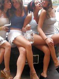 Party, Girl, Teen amateur, Wild