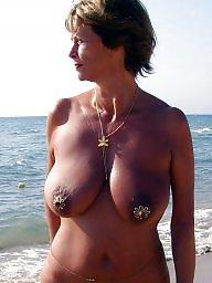 Milf, Mature tits