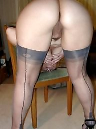 Nylons, Bbw nylon, Bbw nylons, Big butt, Butt, Butts