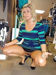 American, Flash, Hot wife, Wife flashes