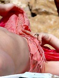 Nude beach, Public, Public beach