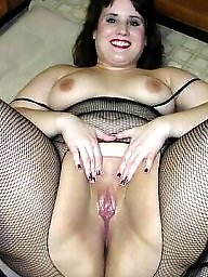 Bbw, Spreading, Spread, Fishnet, Bbw spread, Bbw spreading