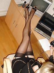Stocking, Sexy mature, Mature stockings