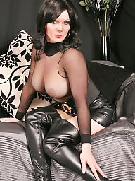 Brunette milf, Milf tits