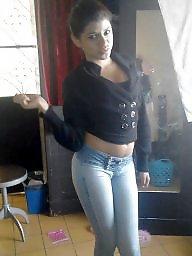 Teens, Latinas, Tight, Tights, Latina teen, Amateur latina