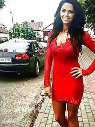 Polish, Lady, Sexy lady