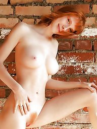 Hairy redhead, Redhead, Posing, Hairy amateur, Hairy redheads
