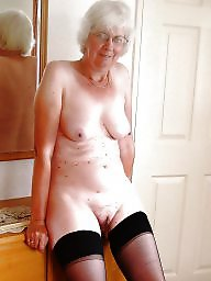 Granny, Granny pussy, Granny stockings, Stocking, Grannies, Granny stocking