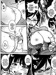 Teacher, Manga, Hidden, Breast, Female, Teachers