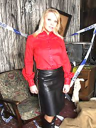 Boots, Blouse, Vintage bdsm, Boot