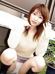 Japan, Asian, Asian panty, Up skirt, Asian upskirt, Panty asian