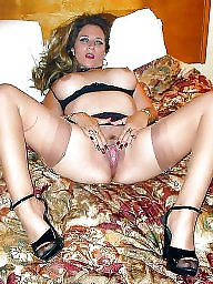 Nylon, Open, Wide, Wide open, Nylon stockings