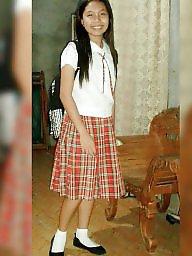 Vintage, Skirt, Upskirt stockings