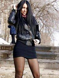 Nylon, Stocking, Legs, Heels, High heels, Leg