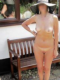 Garden, Sexy mature, Sexy ass, Mature milf