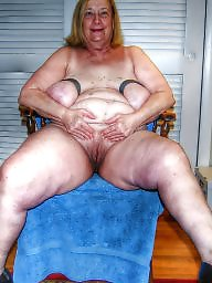 Grandma, Home, Grandmas, Mature boobs, Bbw matures