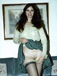 Retro, Stocking retro, Amateur stockings