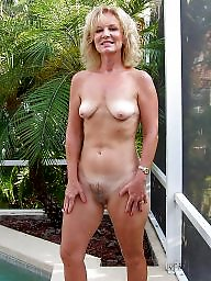 Hairy mature, Natural, Milf hairy