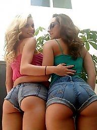 Shorts, Short, Booty