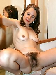 Hairy mature, Mature hairy, Woman, Hairy amateur mature