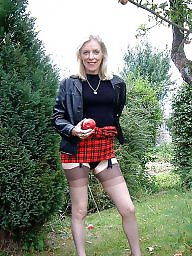Vintage, Mature upskirt, Vintage mature, Upskirt mature, Mature lady, Stocking mature