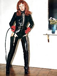 Leather, Latex, Pvc, Mature leather, Mature pvc, Mature latex