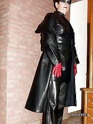 Leather, Pvc, Mature leather, Mature mix, Amateur mature