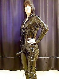 Pvc, Leather, Latex, Mature leather, Mature latex, Amateur moms