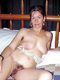 Hairy mature, Mature sexy