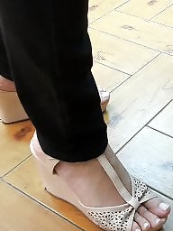 Mature feet, Feet, Milf feet, Amateur feet