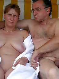 Couple, Couples, Nude, Mature group, Nude mature, Mature couple