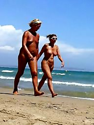 Nudist, Nudists, Beach amateur