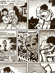 Cartoon, Vintage, Cartoons, Vintage cartoons, Vintage cartoon, Cherry