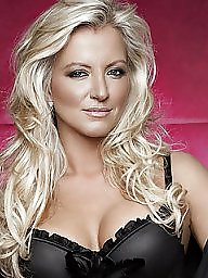 Celebrity, Blonde milf