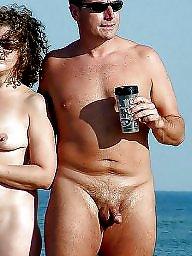 Nudist, Nudists, Hanging, Couples, Couple amateur