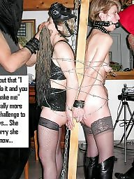 Caption, Captions, Blackmailed, Blackmail