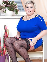 Mature stockings, Bbw stockings, Matures, Stocking mature