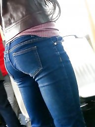 Jeans, Tight, Tight ass, Tight jeans