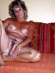 Mature nylon, Nylon, Nylons, Hairy mature