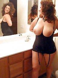 Busty, Big nipples, Big nipple