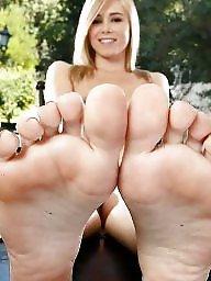 Feet, Blondes