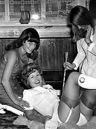 White panties, Panty, White, Vintage bdsm