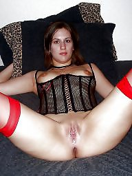 Pussy, Moms, Stockings pussy, Moms pussy