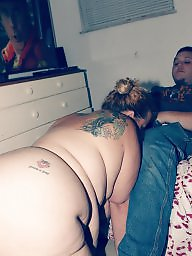 Bbw blowjob, Night, Guy