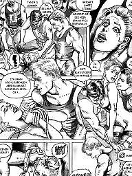 Comic, Comics, Cartoons, Cartoon comic, Cartoon comics