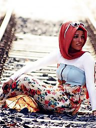 Turkish, Turban, Shoes, Hot hijab, Body, Turkish teen