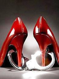 High heels, Heels, Redheads, High