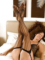 Mature, India, Nylon, Mature nylon, Mature stockings, Nylons